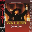 Walker Mega-Rare LaserDisc Japan Only Harris Masur War Drama