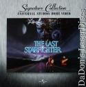 The Last Starfighter Rare LD Signature Collection Guest Sci-Fi