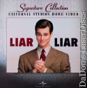 Liar Liar AC-3 THX NEW LaserDisc Signature Collection Comedy