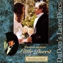 Little Dorrit LaserDisc Box NEW Guinness Dickens Jacobi Drama