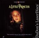 A Little Princess AC-3 WS LaserDisc Matthews Cunningham Family *CLEARANCE*