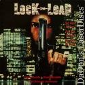 Lock N Load Rare LaserDisc Vogel Cline Smith Action