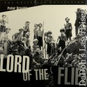 Lord of The Flies Rare Criterion LaserDisc #185 Drama