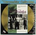 Los Olvidados NEW CinemaDisc LaserDisc Inda Fuentes Drama Foreign