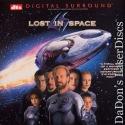 Lost In Space DTS WS Rare NEW LaserDisc Oldman Hurt Goddard Sci-Fi