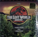 The Lost World Jurassic Park AC-3 WS Rare NEW LaserDisc Moore Sci-Fi