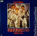 Lost in Space Box Set Vol 1 TV Series Rare LaserDisc Sci-Fi