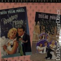 Broadway Melody of 1936 Broadway Melody of 1938 NEW LaserDisc Jack Benny Musical