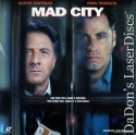 Mad City LaserDisc AC-3 WS Rare NEW LD Hoffman Travolta Drama
