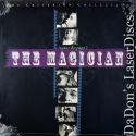 The Magician Criterion #303 Rare NEW LaserDisc Bergman Drama