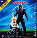 Mandroid Rare LaserDisc Cult LD Full Moon Cousins Sci-Fi
