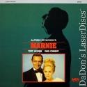 Marnie LaserDisc Hitchcock Connery Hedren Mystery