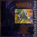 Masterpieces of the Hermitage 1 Rare CAV LaserDisc Box Documentary