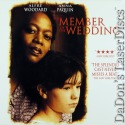 The Member of the Wedding Rare LaserDisc Paquin Drama