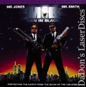 Men in Black MIB AC-3 THX WS Rare LaserDisc Smith Jones Sci-Fi