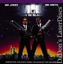Men in Black MIB AC-3 THX WS Rare LaserDisc NEW Smith Sci-Fi