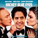 Mickey Blue Eyes AC-3 WS Rare NEW LaserDisc Grant Caan Comedy