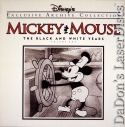 Mickey Mouse The Black & White Years Rare NEW LaserDisc Box