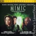 Mimic DTS WS Rare LaserDisc Sorvino Northam Brolin Sci-Fi *CLEARANCE*