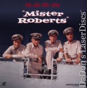 Mister Roberts AC-3 RM Mega-Rare LaserDisc Fonda Cagney Powell Comedy