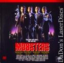 Mobsters DSS LaserDisc Slater Dempsey Grieco Mandylor Prohibition Crime Drama