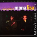 Mona Lisa WS Criterion #347 Rare LaserDisc Hoskins Tyson Crime Drama