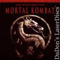 Mortal Kombat AC-3 WS LaserDisc Ashby Lambert Tagawa Sci-Fi *CLEARANCE*