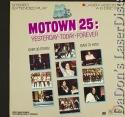 Motown 25 Yesterday, Today, Forever Rare LaserDisc