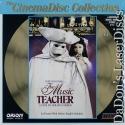 The Music Teacher Rare CinemaDisc LaserDisc