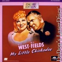 My Little Chickadee Rare LaserDisc Mae West W.C. Fields Western