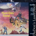 Mysterious Island PSE CAV RM LaserDisc Pioneer Special Edition