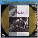 Nazarin Rare CinemaDisc Laser Disc