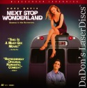 Next Stop Wonderland AC-3 WS Rare NEW LaserDisc Davis Gelfant Comedy