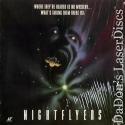 Nightflyers NEW Rare LaserDisc Sci Fi