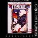 Nosferatu The Vampyre AC-3 WS Roan UNCUT LaserDisc Horror