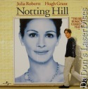 Notting Hill AC-3 WS LaserDisc Rare LD Roberts Grant Comedy