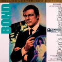 Octopussy WS NEW LaserDisc 007 James Bond Roger Moore Spy Action