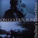 On Golden Pond RM WS LaserDisc PSE Pioneer Special Edition