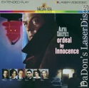 Ordeal by Innocence Rare NEW LaserDisc Thriller
