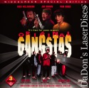 Original Gangstas AC-3 WS Rare LaserDisc Brown Grier Thriller
