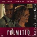 Palmetto AC-3 WS Rare NEW LaserDisc Harrelson Shue Mystery