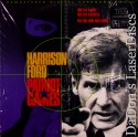 Patriot Games AC-3 THX WS Remastered NEW Rare LaserDisc Ford Action