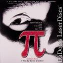 Pi Faith in Chaos WS DSS Mega-Rare LD LaserDisc Gullette Thriller *CLEARANCE*