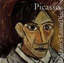 Picasso Rare NEW Voyager LaserDisc Box Art Documentary