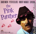 The Pink Panther Widescreen Sellers Wagner LaserDisc Slapstick Comedy