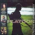 Platoon THX WS DSS PSE Rare LaserDiscs War Drama *CLEARANCE*