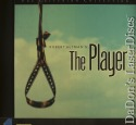 The Player LaserDisc WS Criterion #175 Rare LD Altman Comedy