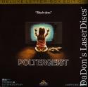 Poltergeist AC-3 Remastered WS Rare LaserDisc Spielberg Horror