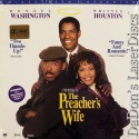 The Preacher's Wife AC-3 WS NEW LaserDisc Washington Comedy