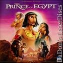 The Prince of Egypt AC-3 WS Rare NEW LaserDisc Kilmer Bullock